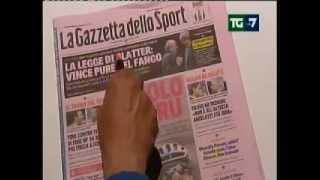 30 mag. 15 AM, ITALIA - TG NEWS – Titoli