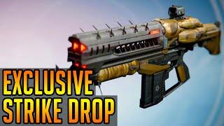 getlinkyoutube.com-Destiny Exclusive Weapon Strike | Does Not Bow Legendary Auto Rifle.