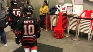 OneFitCity Learns to Skate with the Junior Tigers