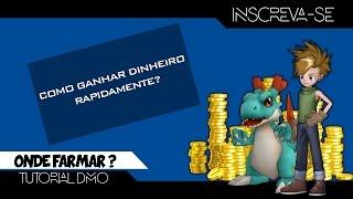 getlinkyoutube.com-Fazendo Dinheiro no DMO (RAPIDAMENTE) - Digimon Masters Online