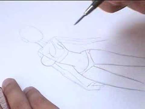 tutorial de dibujo/mujeres