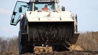 getlinkyoutube.com-Stehr SBF 24-2 | Die Stärkste Anbau-Bodenstabilisierungsfräse im Praxiseinsatz