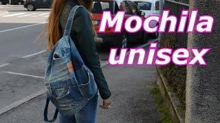 getlinkyoutube.com-DIY Mochila unisex por janaina pauferro