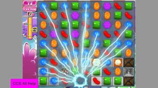Candy Crush Saga Level 1241 NO BOOSTERS
