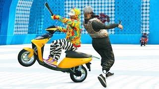 getlinkyoutube.com-NUEVO MINIJUEGO! MOTOS ASESINAS!! - GTA V ONLINE