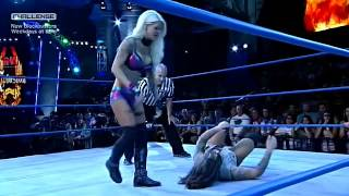 getlinkyoutube.com-Angelina Love vs. ODB
