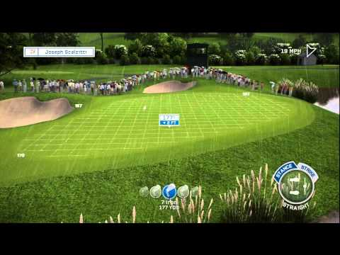 Tiger Woods 13 Career Gameplay Walkthrough Part 13 - Round 4 British Open at Celtic Manor Resort