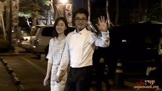 getlinkyoutube.com-[영상] 20150601 안재욱 최현주 행복한 결혼식날, 팬미팅과 끝인사