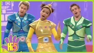 getlinkyoutube.com-Robot Number One | Hi-5 - Season 13 Song of the Week | Kids Songs