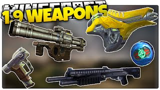 10 IMPOSSIBLE Weapons In Minecraft 1.9 That You Need To Prepare For