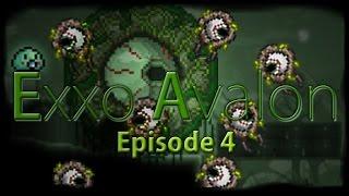getlinkyoutube.com-Terraria Exxo Avalon - Episode 4 - Bacterium Prime