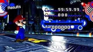 getlinkyoutube.com-Mario vs Sonic (Sonic Generations mods)