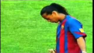 getlinkyoutube.com-Cristiano Ronaldo X Ronaldinho (futebol arte).