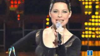 getlinkyoutube.com-Soraya Arnelas - Because the night (Actuación MQB)
