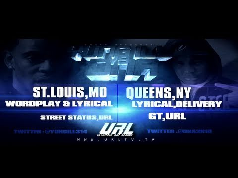 Smack / URL Presents DNA vs Yung ILL