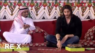 احمد البايض يجنن الفنان حبيب Ahmed El-Bayed-SAUDIA AND QATARI WETNESS OF MAGIC