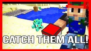 getlinkyoutube.com-Minecraft Pokemon Mod - Pokemob