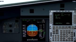 getlinkyoutube.com-A320 Arabic Tutorial, Part 5 before descending, descending and Approaching.