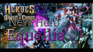 getlinkyoutube.com-Heroes of O&C: New Hero, Equellia!