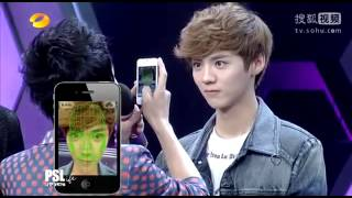 getlinkyoutube.com-120609 EXO Happy Camp - Ugly Meter