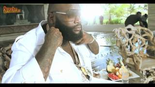 Rick Ross - Diced Pineapples (ft. Wale & Drake) (Making Of)