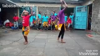 Horec ministries children swahili dance