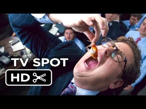 The Wolf of Wall Street TV SPOT - More (2013) - Leonardo DiCaprio Movie HD