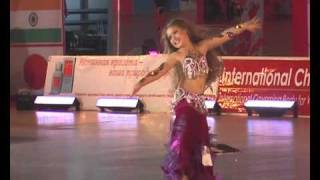 getlinkyoutube.com-The World championship. Bellydance. Children - 2009