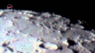getlinkyoutube.com-Луна через телескоп/Moon telescope