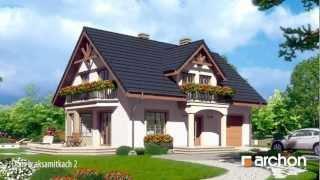 Dom w Aksamitkach 2 ARCHON+