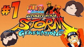 getlinkyoutube.com-Naruto Shippuden Ultimate Ninja Storm Generations: Long Title - PART 1 - Game Grumps VS