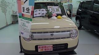 getlinkyoutube.com-Ⓚ Kei car SUZUKI Alto Lapin L 4WD HE33S  スズキ アルト ラパン L 4WD HE33S  軽自動車