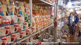 getlinkyoutube.com-ท่องเที่ยวสะดุดตา ปี59 : ร้านเซรามิกตลาดทุ่งเกวียนลำปาง