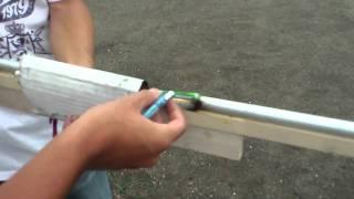 getlinkyoutube.com-ロケット花火ライフル 試作型