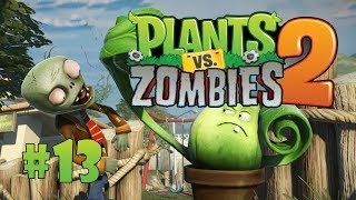 getlinkyoutube.com-Plants vs Zombies 2 - Серия 13
