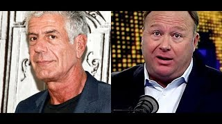 Alex Jones: Bourdain Was Killed By Globalists Because He Was Pro-Trump