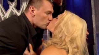 getlinkyoutube.com-SmackDown: Vladimir Kozlov steals a kiss from Beth Phoenix