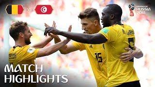 Belgium v Tunisia - 2018 FIFA World Cup Russia™ - Match 29 width=