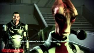 getlinkyoutube.com-Mass Effect 3 - Keeping Mordin Alive Paragon