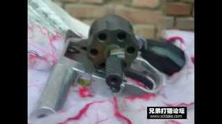 getlinkyoutube.com-Homemade pistol --CHINA-The starting gun