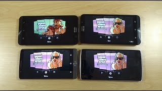 getlinkyoutube.com-Asus Zenfone 2 VS OnePlus One VS LG G3 Gaming - GTA San Andreas!