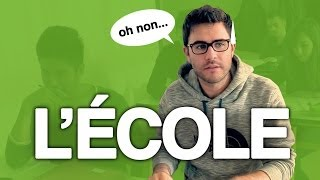 getlinkyoutube.com-Cyprien - L'école