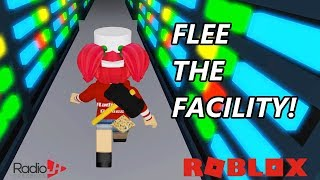 Will I Be The Beast In Roblox FLEE THE FACILITY?   RadioJH Games width=