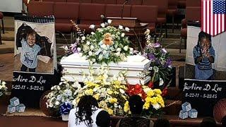 getlinkyoutube.com-ブランコに乗ったままの男の子の遺体が見つかる