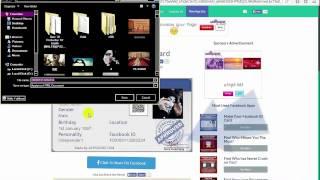 getlinkyoutube.com-اسهل طريقه لصنع هويه حقيقيه للفيس بوك بتوقيع مارك مضمونه100%  2016