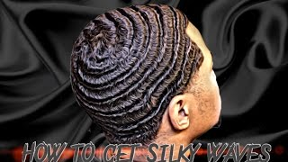 How To Get Silky Waves HD