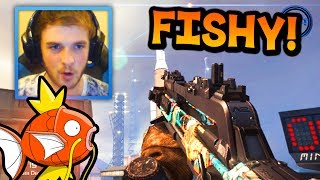 "getlinkyoutube.com-""SMELLS FISHY!"" - Call of Duty: Ghost ""KOI"" Camo! - LIVE w/ Ali-A!"