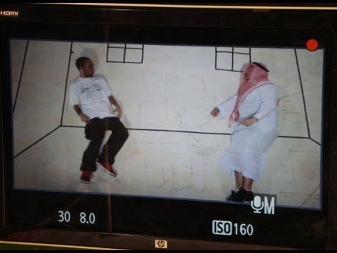 Loonie - From Saudi With Love (Behind The Scenes)