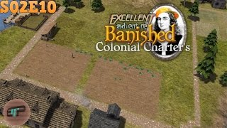 getlinkyoutube.com-BANISHED: COLONIAL CHARTER [S02E10] » Endlich Saat « Gameplay Deutsch/German