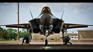 F-35 & F-22 Display - Avalon Air Show 2017